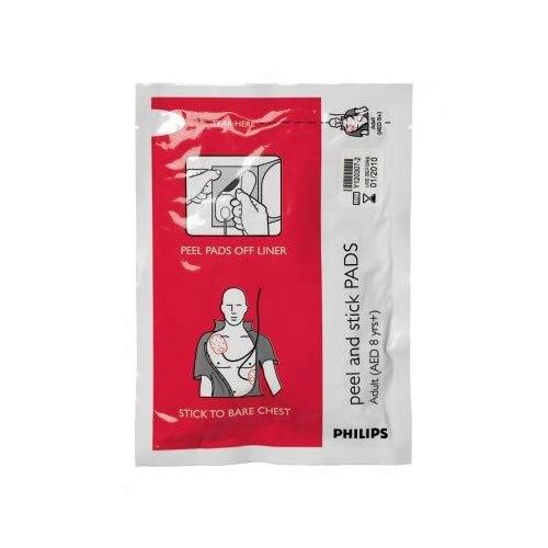 Philips HeartStart FR2 & FR2+ Adult Defibrillator Pads