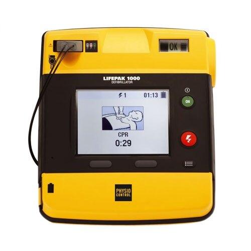 Physio-Control Lifepak 1000 defibrillator