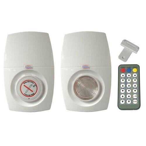 Cig-Arrête SD Evolution Smoke Detector and Flasher/Sounder Kit - Standard