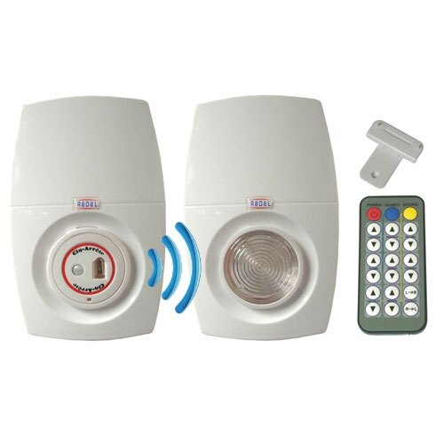 Cig-Arrête SD Evolution Combi Flame & Smoke Detector with SpeechPOD & Flasher/Sounder Kit - Wireless