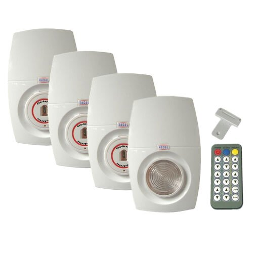 Cig-Arrête SD Evolution Combi Flame & Smoke Detector Flasher/Sounder Kit - Multi-Room