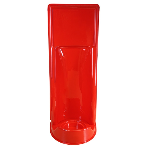 Universal Economy Fire Extinguisher Stand - Single