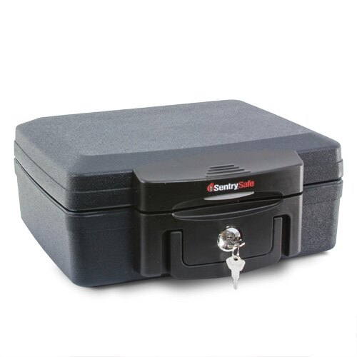 Sentry H0100 fireproof and waterproof chest