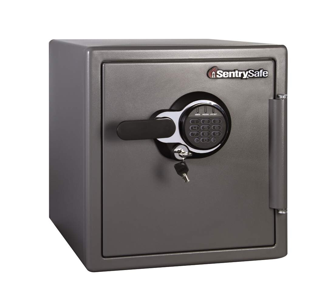 Sentry SFW123GDC Fire and Waterproof Safe