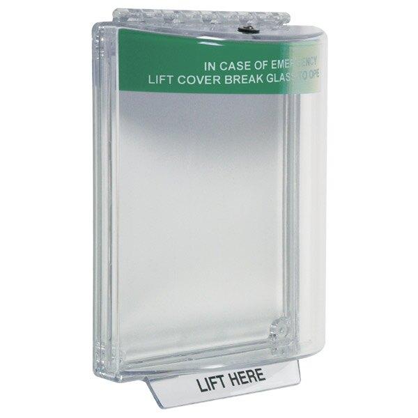 The flush mounted ST13010EG Cover Stopper