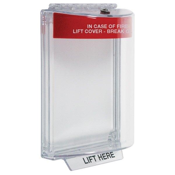 The flush mounted ST13010FR Cover Stopper