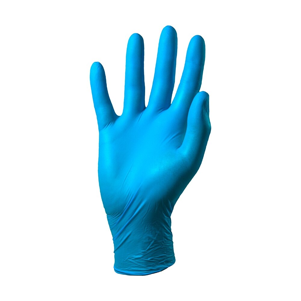 Medicare Disposable Powder-Free Nitrile Gloves