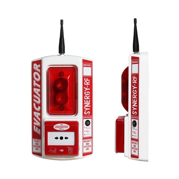 Wireless Evacuator Synergy Installation