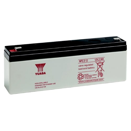 2.3Ah 24V Battery for the CFP and CFP AlarmSense Panels