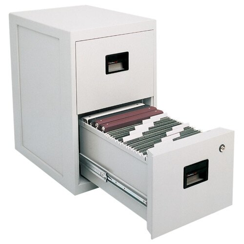 Sentry Fire File 6000 - 2 Drawer Fire-Proof Filing Cabinet