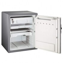 Sentry MS5635 - Fire Safe for Digital Media with Multi-Position Drawer & Tray