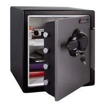 Sentry SFW123GTC - Fire and Waterproof Safe