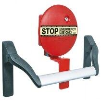 ECSG950 Smart+Shield for panic bars in situ