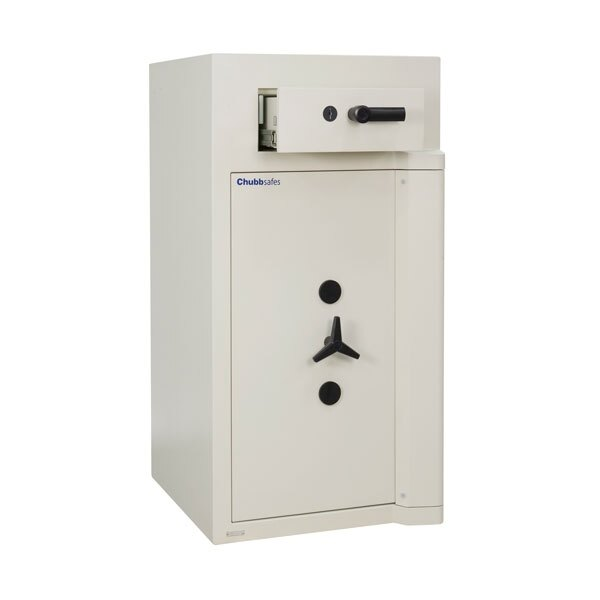 Chubbsafes Europa 35K Grade III Size 3 - Deposit Security Safe