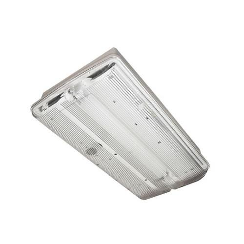 TPX/ST - Low Profile Emergency Bulkhead Light With Self-Test