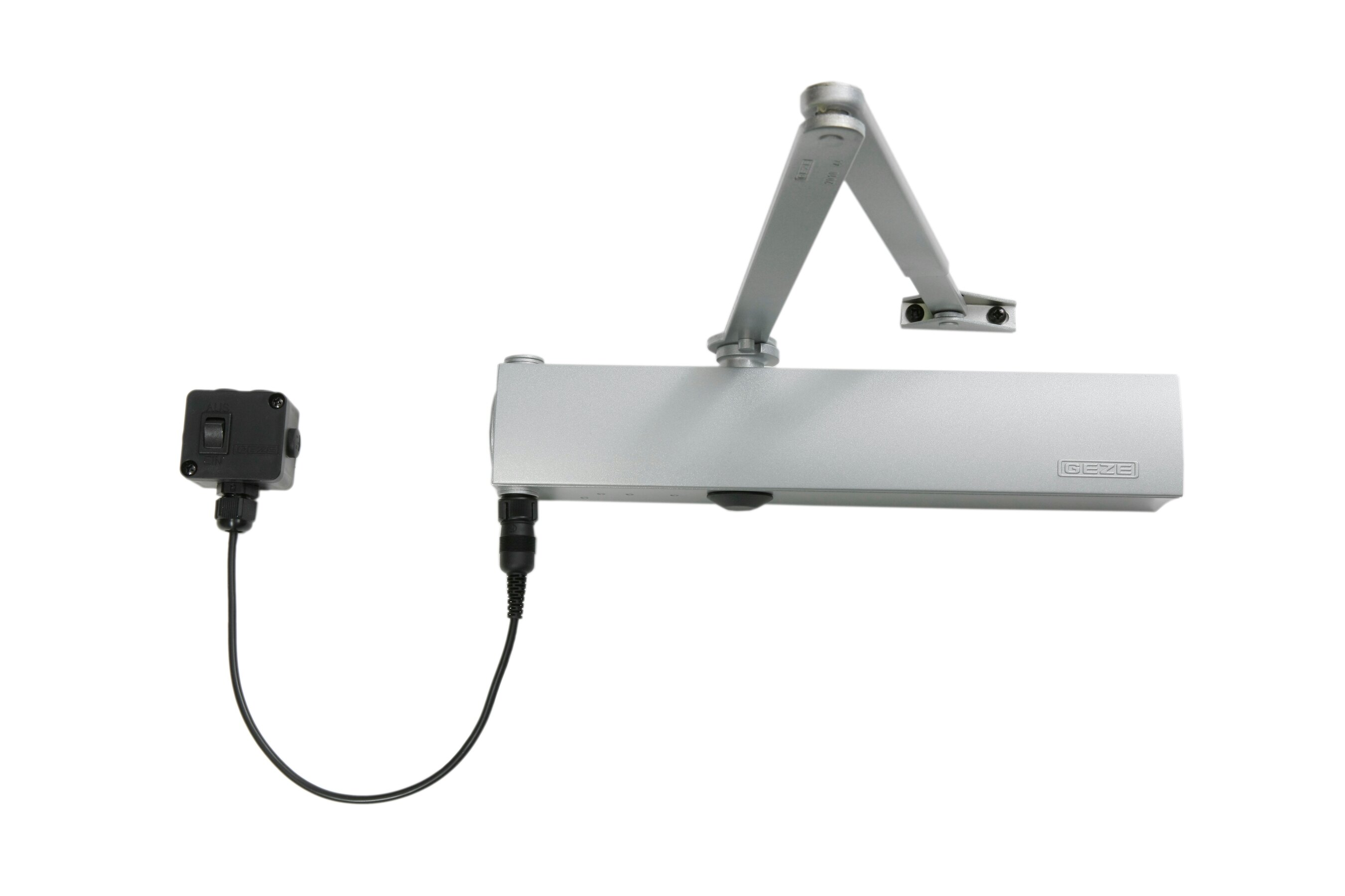 GEZE TS4000EFS Free-Swing Door Closer