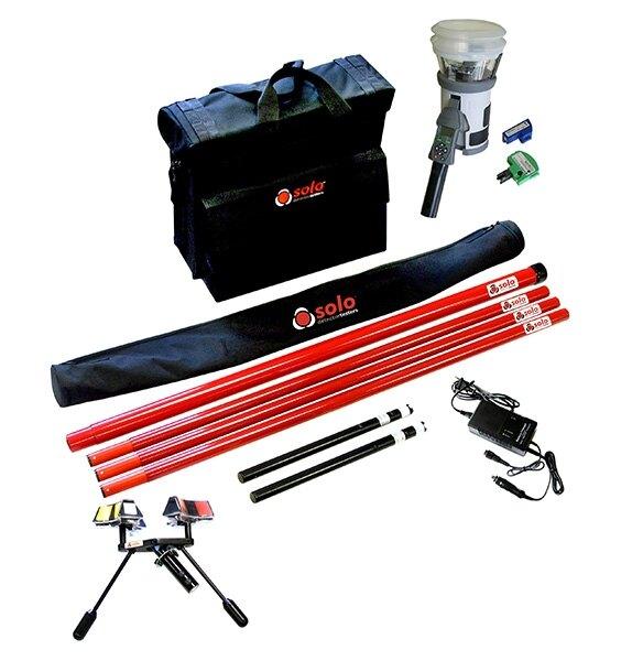 Testifire 9202 9m Smoke/Heat/CO Testing Kit