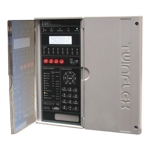 Rafiki Twinflex Pro 2 Fire Alarm Panel - 8 Zone