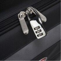Phoenix Venice 17 inch Laptop Case SC0082C key locks on handles