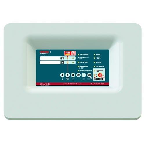 Veritas 2 Fire Alarm Panel - 2 Zone