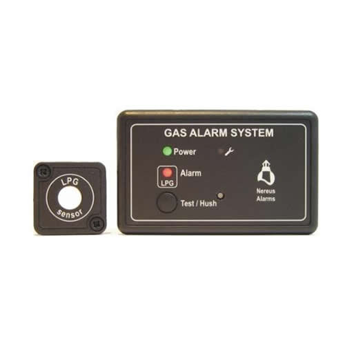 Nereus 1 LPG Gas Sensor and control unit