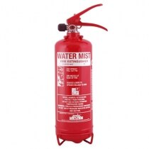 1ltr Dry Water Mist Fire Extinguisher