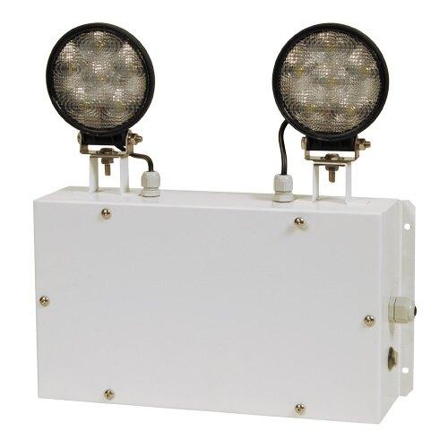 X-TSWS - LED Emergency Twin Spotlights
