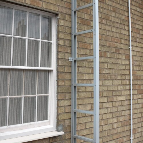 Saffold Fold Out Fire Escape Ladder