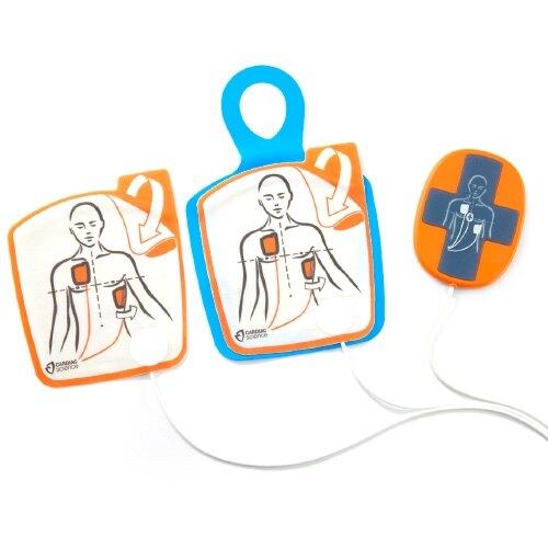 Colorado Cardiac Cpr: Cardiac Science Powerheart G5Adult Defibrillator Pads With