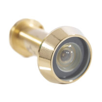 FD60 Fire Rated Door Viewer - Brass