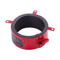 Intumescent Pipe Collar for 110mm Pipe