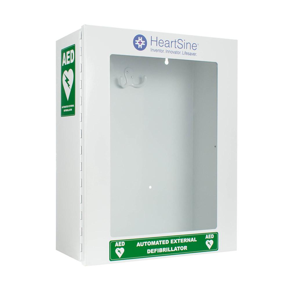 HeartSine Defibrillator Wall Cabinet