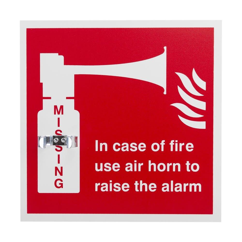 Emergency Air Horn Bracket