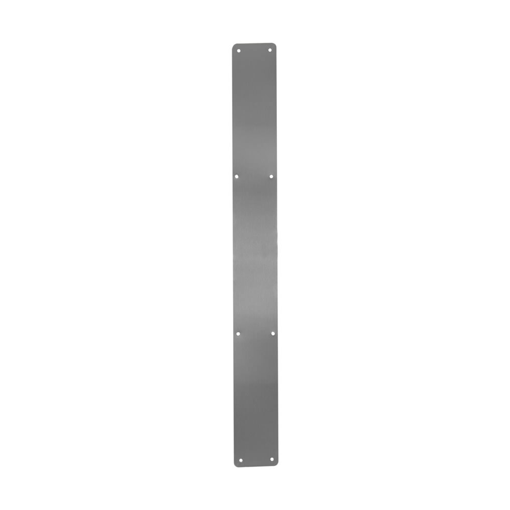 Briton 4700 Stainless Steel Push Plate