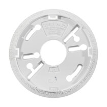 Alarm head fits directly onto your existing DETA base - no electrician required
