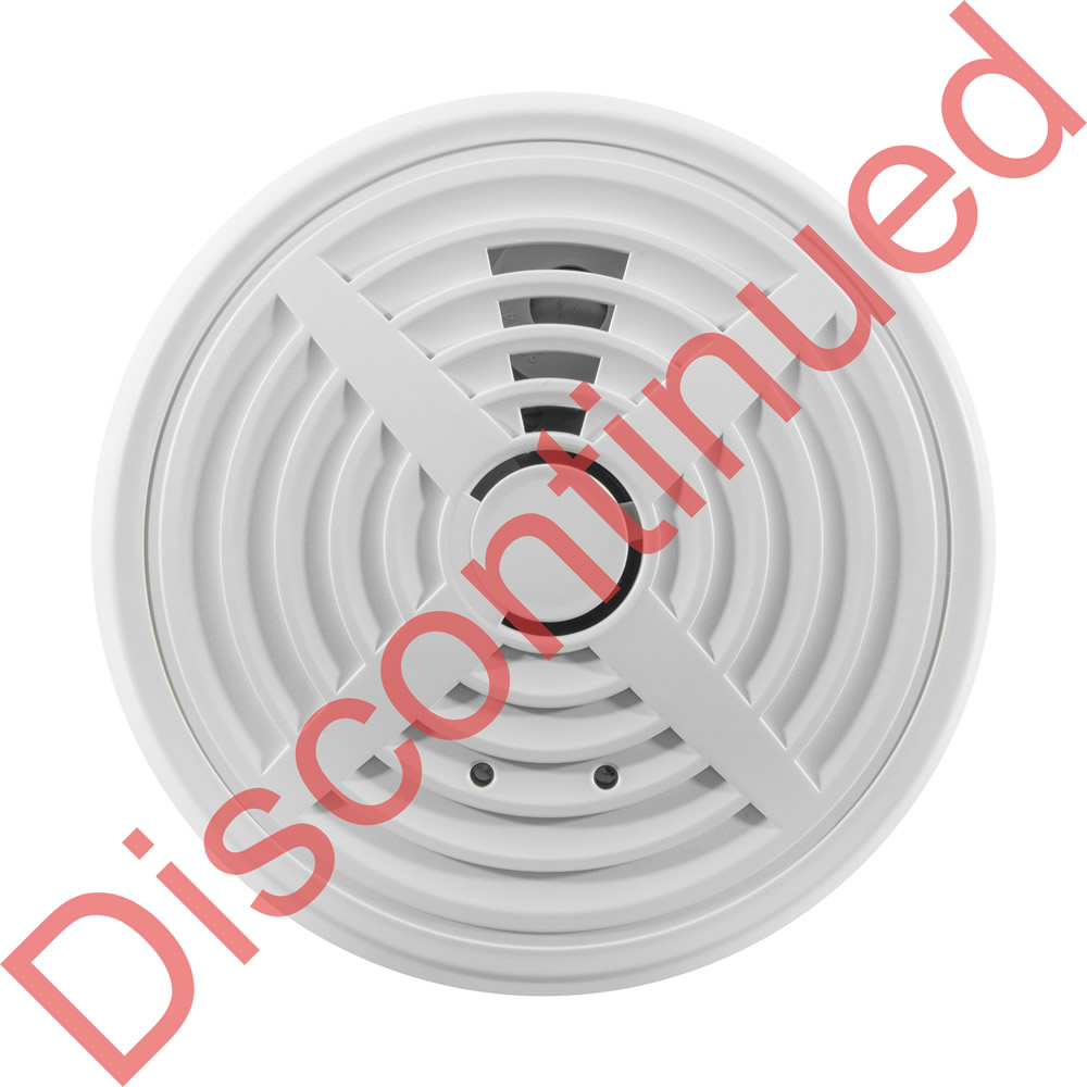 Mains Powered Optical Smoke Alarm - BRK 660MBX
