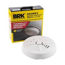 Made by the original alarm manufacturer BRK