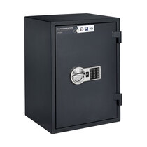 Burton Firesec 4/60 Fire and Security Safe with Electronic Lock