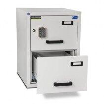 Burton FF200MK/II Filing Cabinet with Electronic Lock