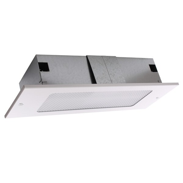 Led Recessed Lighting With Emergency Backup : W recessed emergency bulkhead light slave unit calabor