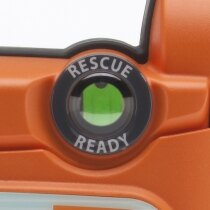 Rescue ready indicator gives peace of mind
