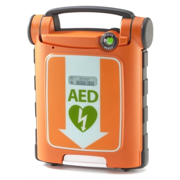 Cardiac Science Powerheart G5 Defibrillator Fully-Automatic