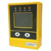 CellAir mains powered CO2 detector remote display unit