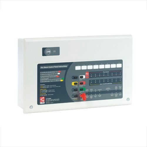 C-Tec CFP Fire Alarm Panel - 2 Zone