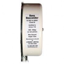 Davy Descender - Descent-Controlled Escape System