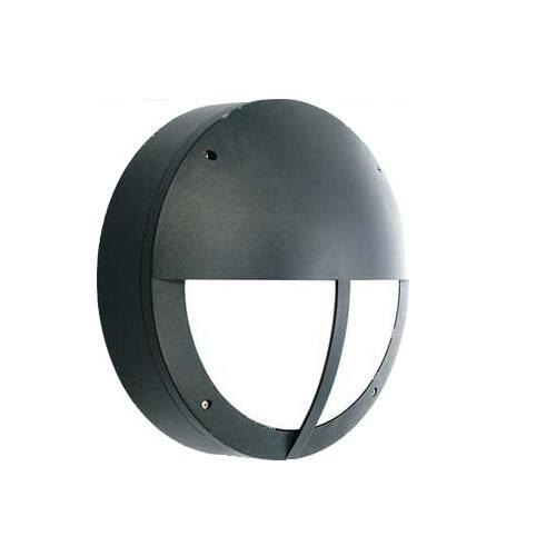 Decorative Emergency Wall Lights : Decorative Aluminium Emergency Bulkhead Light - HR - Safelincs - Ringtail approved supplier