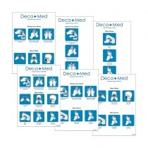 Infographic Hygiene Posters - DecaMed