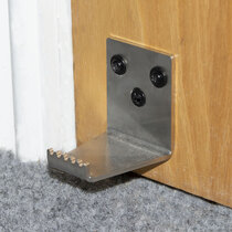 Suitable for wooden doors without latches such as corridors and toilet facilities