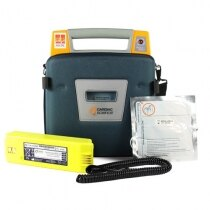 GE Healthcare Responder with battery, case  and pads