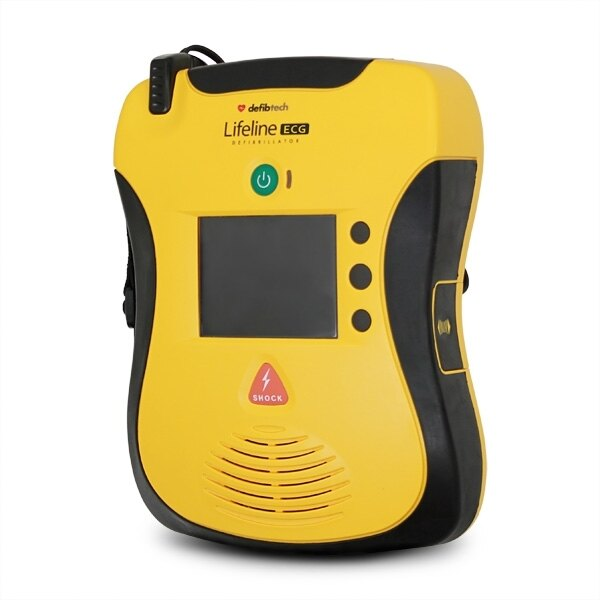 Defibtech Lifeline ECG Defibrillator - Semi-Automatic